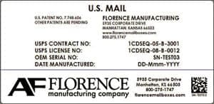 Florence ID Tags
